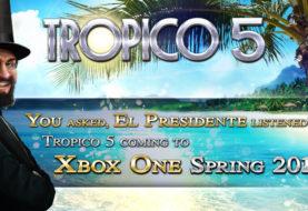 Tropico 5 - Es kommt auf Xbox One!