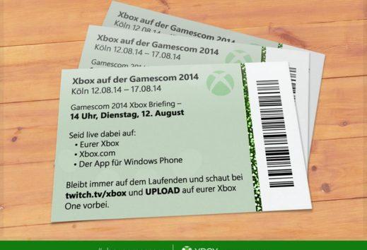 gamescom 2014: Macht euch mit Xbox bereit - Was läuft wo?