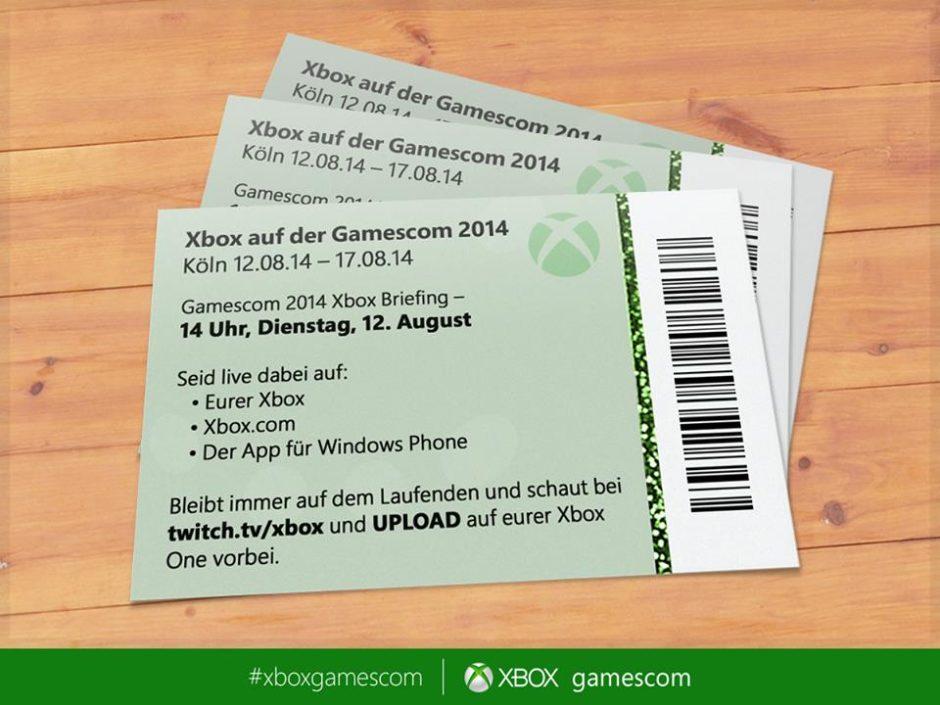 gamescom 2014: Macht euch mit Xbox bereit – Was läuft wo?