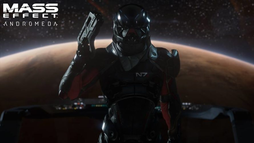 Mass Effect Andromeda – Brandneue Screens gesichtet!