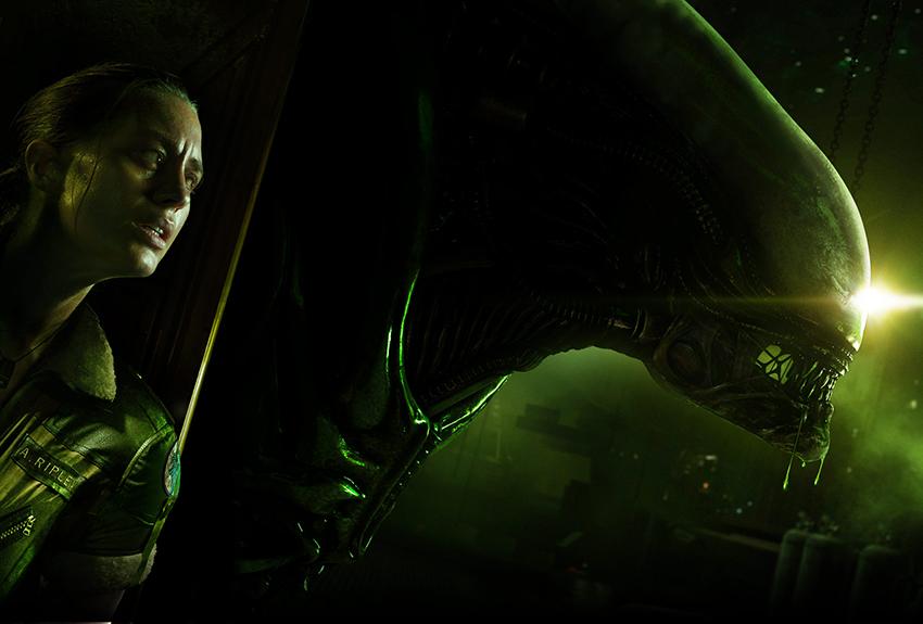 Alien Isolation – Ein Alien im Presswerk