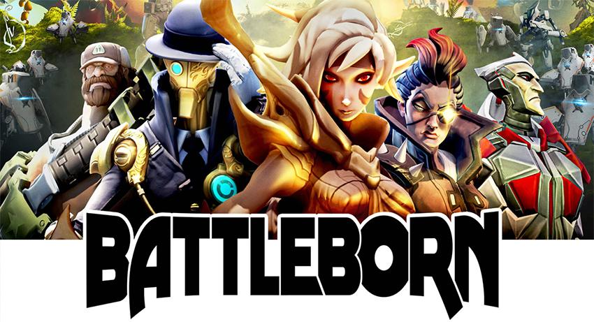 E3 2015: Battleborn und ein Trailer für jeden Badass
