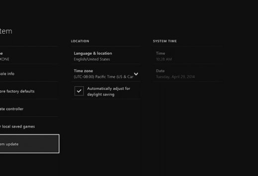 Xbox One - Dashboard Preview - Features