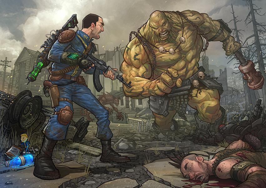 *UPDATE* Fallout: Shadow of Boston in Patentamt eingereicht
