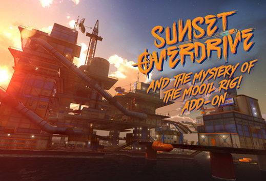 "Sunset Overdrive - ""Mooil Rig"" DLC im Anmarsch"