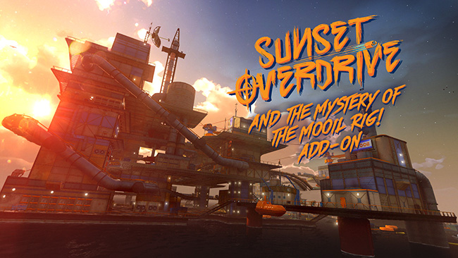 "Sunset Overdrive – ""Mooil Rig"" DLC im Anmarsch"