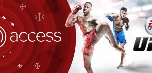 EA Sports UFC erscheint kommende Woche bei EA Access