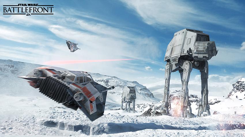 Star Wars Battlefront – Kein Todestern im Spiel
