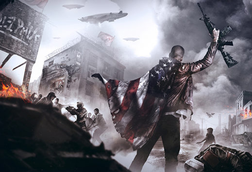 gamescom 2015: Homefront: The Revolution - Red Zone Gameplay