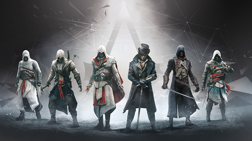 Ubisoft registriert Assassin´s Creed Collection-Domain