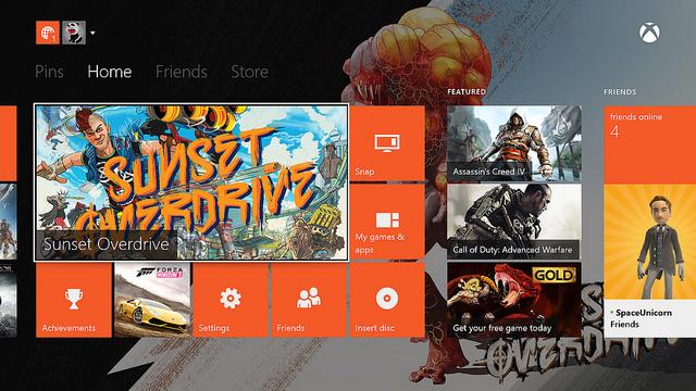 Xbox One – November Update steht zum Download bereit