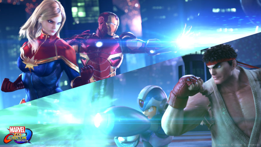 Marvel vs. Capcom Infinite – Neues Fighting Game erscheint 2017