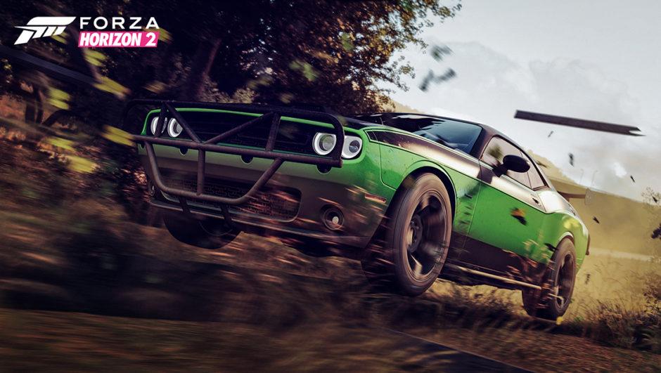 Forza Horizon 2 – Furious 7 Auto Paket ab heute erhältlich