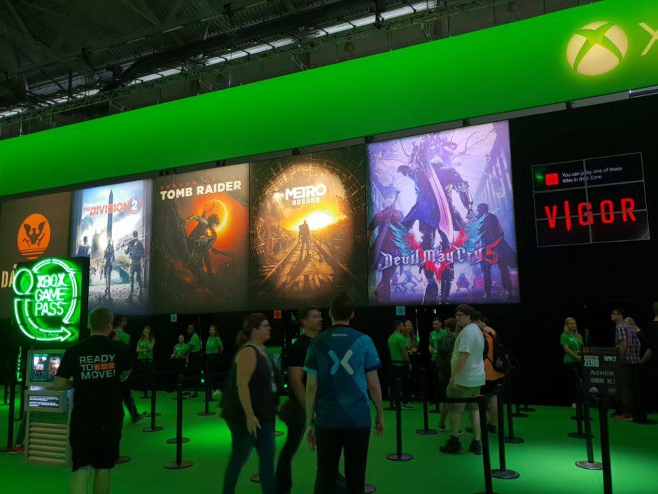 gamescom 2018: Das sind die Xbox-Highlights der Messe