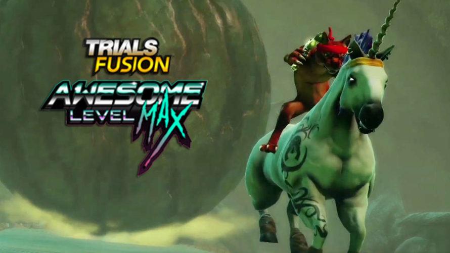 """Trials Fusion – Ubisofts Erweiterungspaket """"Awesome Level Max"""" im Gameplay-Trailer vorgestellt"""