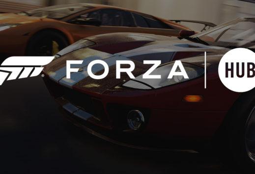 Forza Hub steht nun zum Download bereit