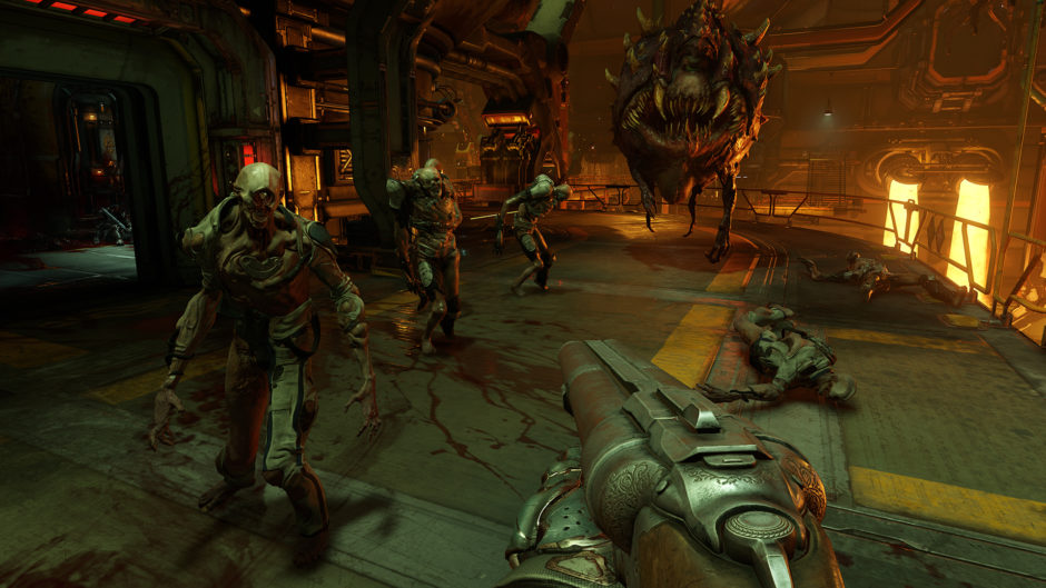 DOOM – Erlebt den Shooter ab Ostern in 4K