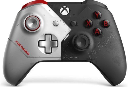 Amazon Kanada leakt Cyberpunk 2077 Controller für Xbox One