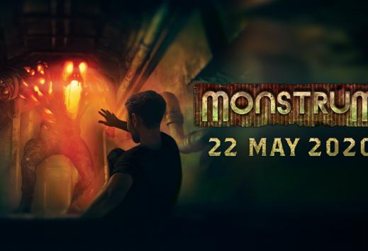 Monstrum ist jetzt für Xbox One verfügbar