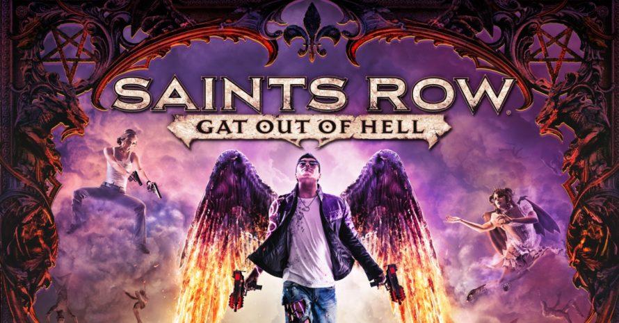 """Saints Row: Gat Out of Hell bekommt neuen """"Sieben Todsünden""""-Trailer"""