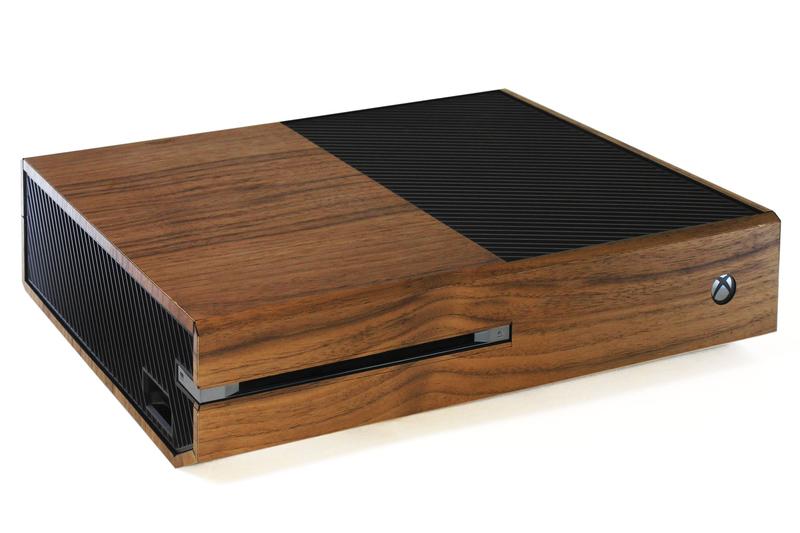 Book Cover Architecture Xbox One : Xbox one holzcover für ein edles design xboxmedia