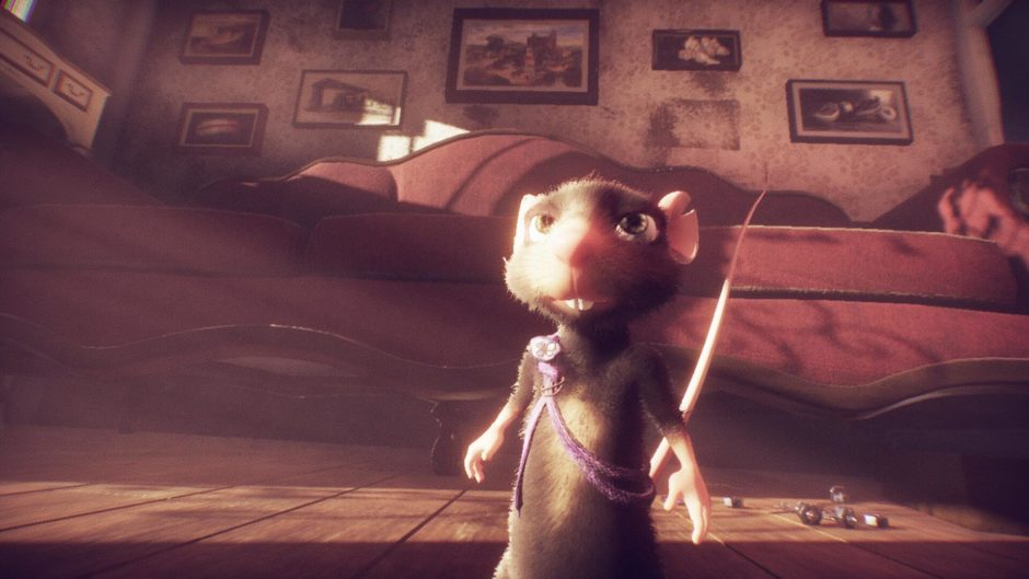 A Rat's Quest: The Way Back Home – Eine Ratte auf dem Weg zur Xbox One