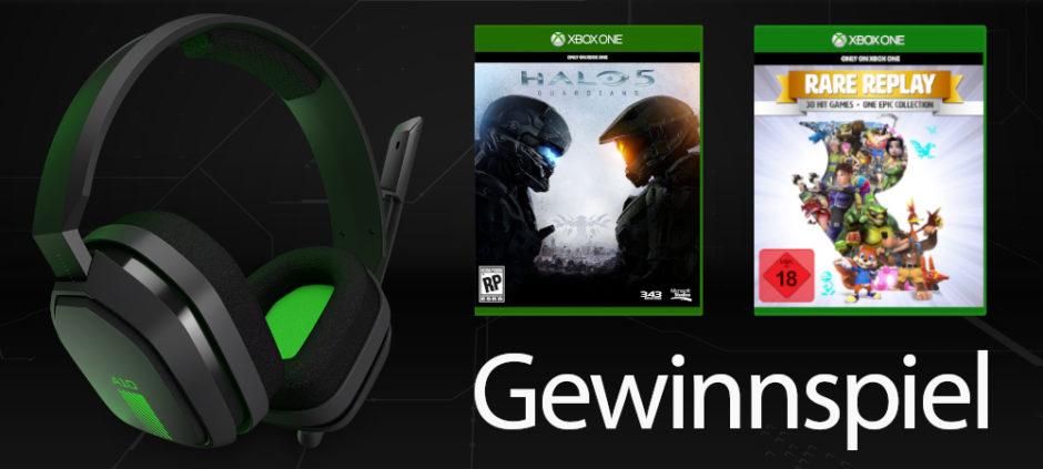 Gewinnspiel – Staubt das Astro A10 und zwei Xbox One Games ab