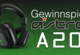 Gewinnspiel: Staubt das Astro A20 Gaming-Headset ab