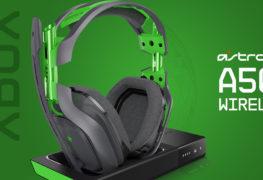 Review: Astro A50 Wireless Edition - Wie gut ist das neue Headset?