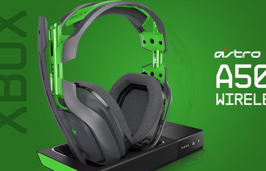 Review: Astro A50 Wireless Edition – Wie gut ist das neue Headset?