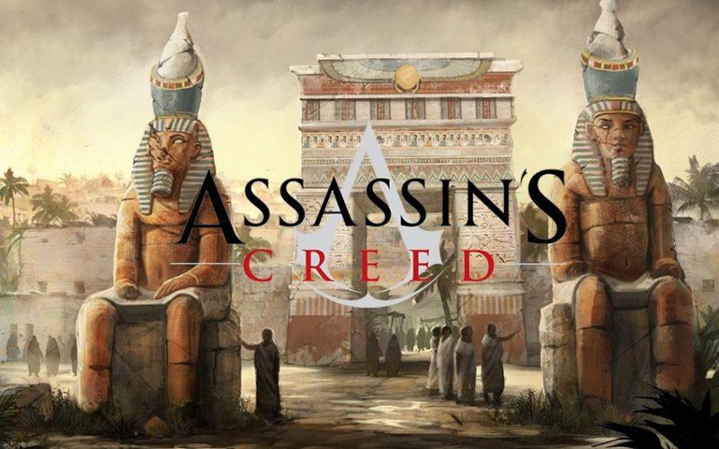 Assassin's Creed Egypt – Ein erstes Teaser-Bild aufgetaucht?