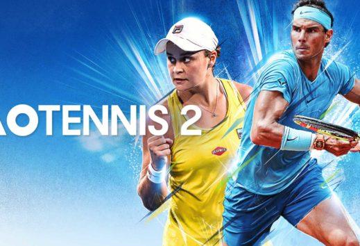 AO Tennis 2 - Ein brandneues Video erwartet euch