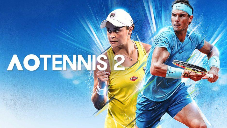 AO Tennis 2 – Der zweite Teil wird vorgestellt