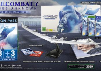 Ace Combat 7: Skies Unknown - Collector´s Edition vorgestellt