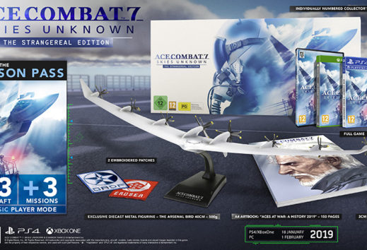 Ace Combat 7: Skies Unknown - Collector´s Edition vorgestellt