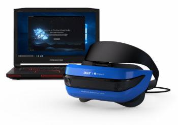 Mixed Reality - Acer bringt 2018 erstes Headset auch für Project Scorpio