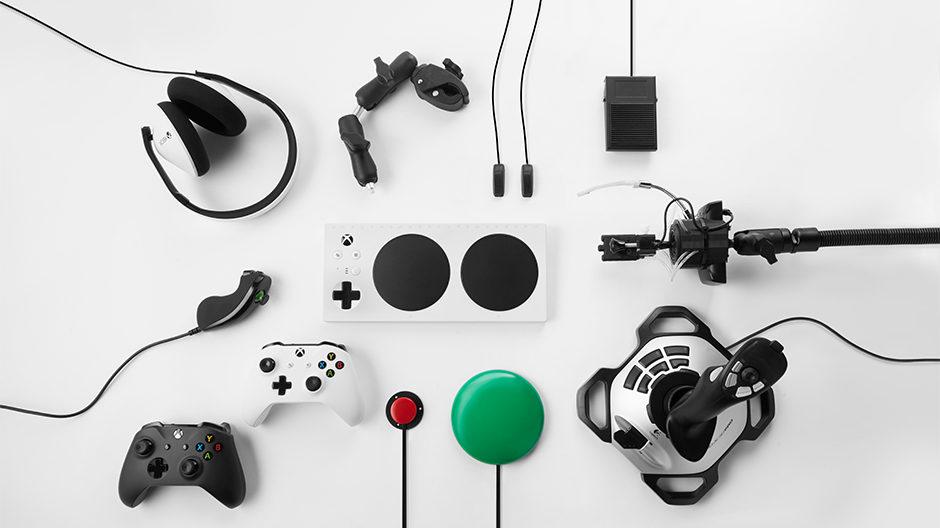 Xbox One – Microsoft stellt offiziell Controller für Menschen mit Einschränkungen vor