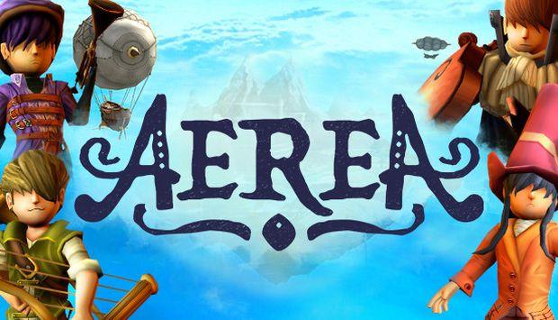 AereA – Neues musikalisches Action-RPG veröffentlicht