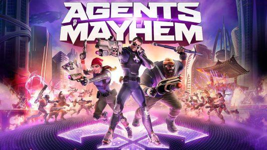 Agents of Mayhem – Das Helden-Trio im Bombshell-Trailer