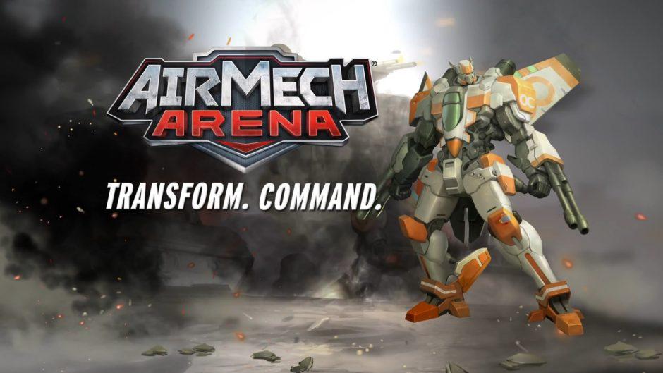 AirMech Arena von Ubisoft – Free-to-Play-Titel für Xbox 360 vorgestellt
