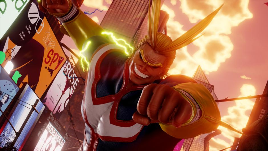 Jump Force – Gameplay-Trailer zum zweiten DLC-Kämpfer veröffentlicht