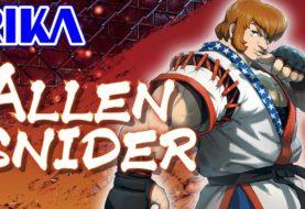 Allen Snider - Neuer Charakter vorgestellt