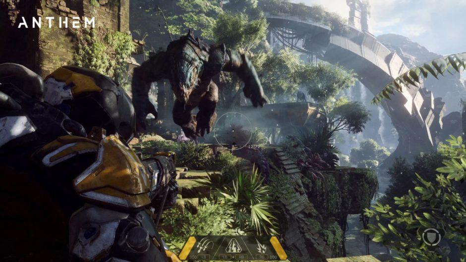 Anthem – BioWare peilt 4K und HDR 10 für die Closed Alpha für die Xbox One X an
