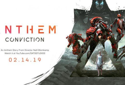 Anthem Conviction - Hollywood-Regisseur Neill Blomkamp produziert Kurzfilm zum Games-Blockbuster