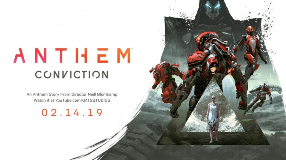 Anthem Conviction – Hollywood-Regisseur Neill Blomkamp produziert Kurzfilm zum Games-Blockbuster