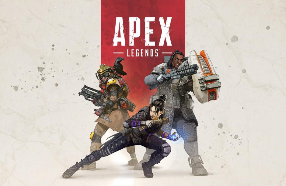 Apex Legends – Jetzt erhältlich