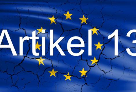 Meinung: Unser erster und letzter Text zu Artikel 13