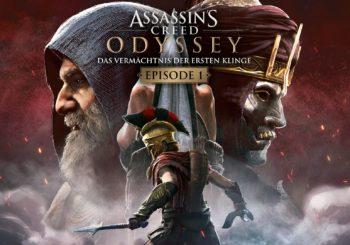"""Assassin's Creed Odyssey - """"Das Vermächtnis der ersten Klinge"""" steht zum Download bereit"""