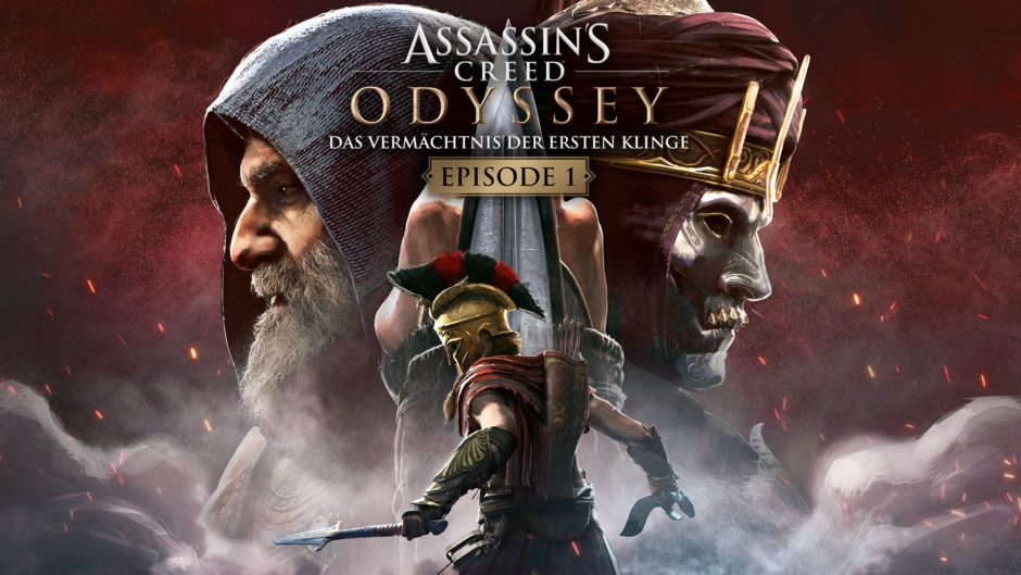 """Assassin's Creed Odyssey – """"Das Vermächtnis der ersten Klinge"""" steht zum Download bereit"""