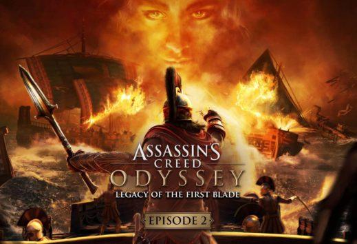 """Assassin's Creed Odyssey - Neuer Trailer zu """"Das Vermächtnis der ersten Klinge"""" veröffentlicht"""